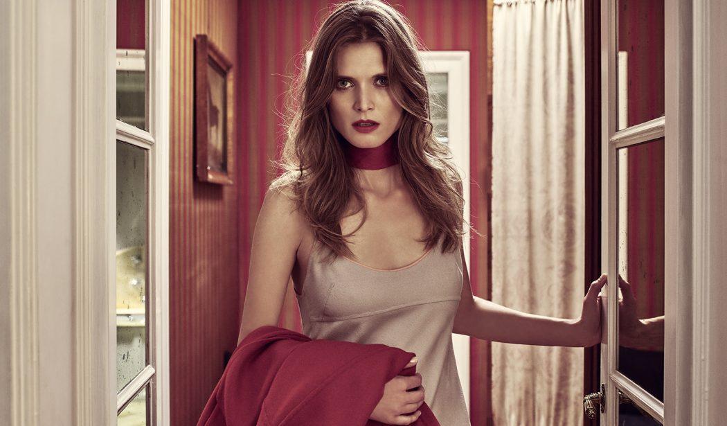 Await – a film on the seduction of beauty by Agnona